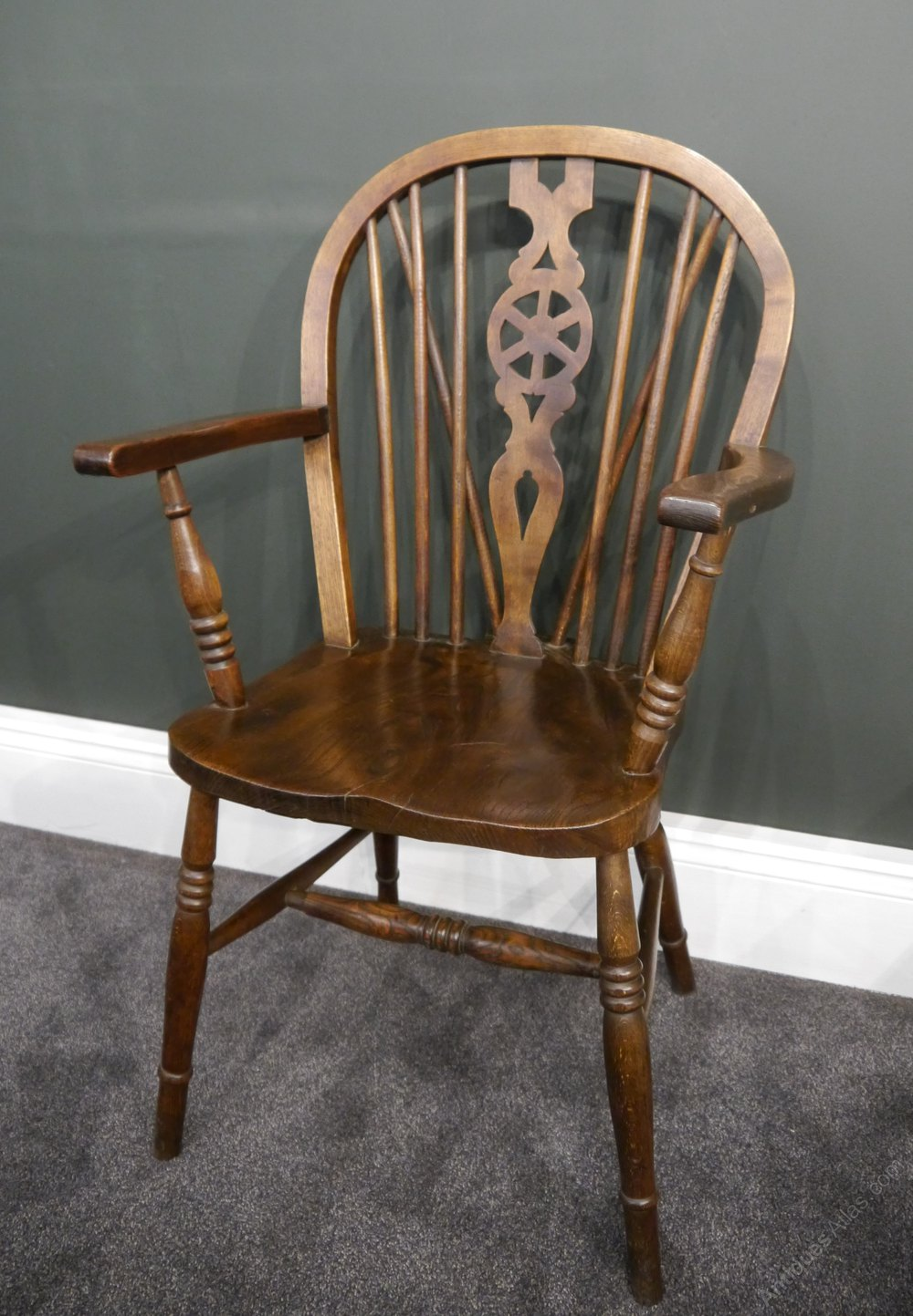 antique oak dining chairs for sale pair of oak chairs antiques atlas 9030