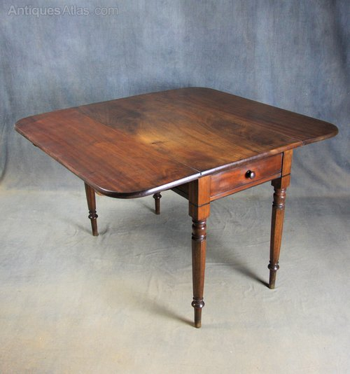 William IV Cuban Mahogany Dining Table