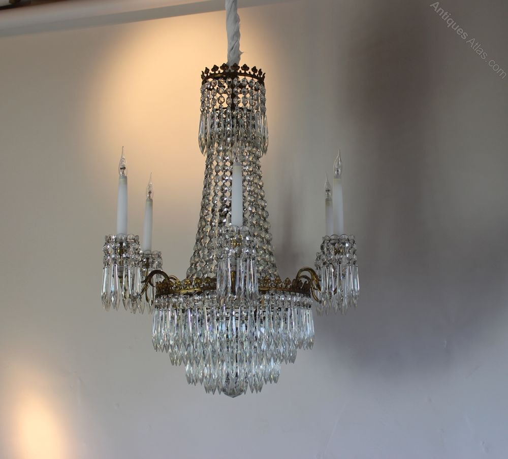 Cost to rewire antique chandelier chandelier designs antiques atlas antique chandelier with waterfall crystals arubaitofo Images
