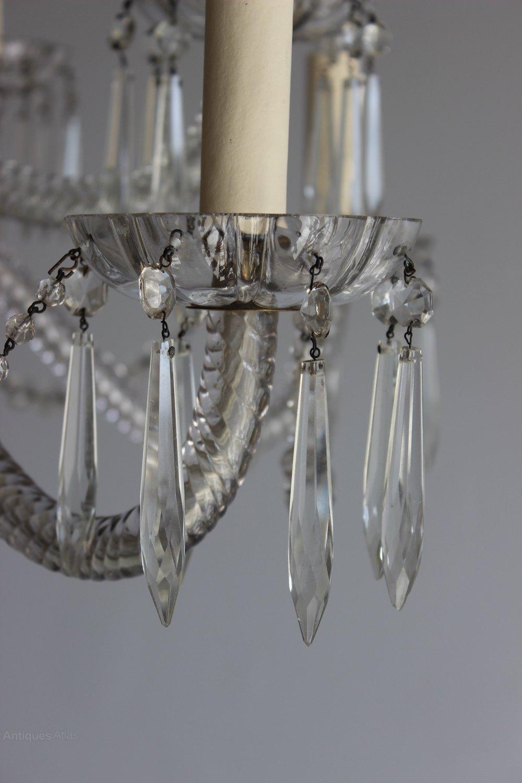 Antiques atlas cut glass italian antique chandelier photos cut glass italian antique chandelier arubaitofo Choice Image