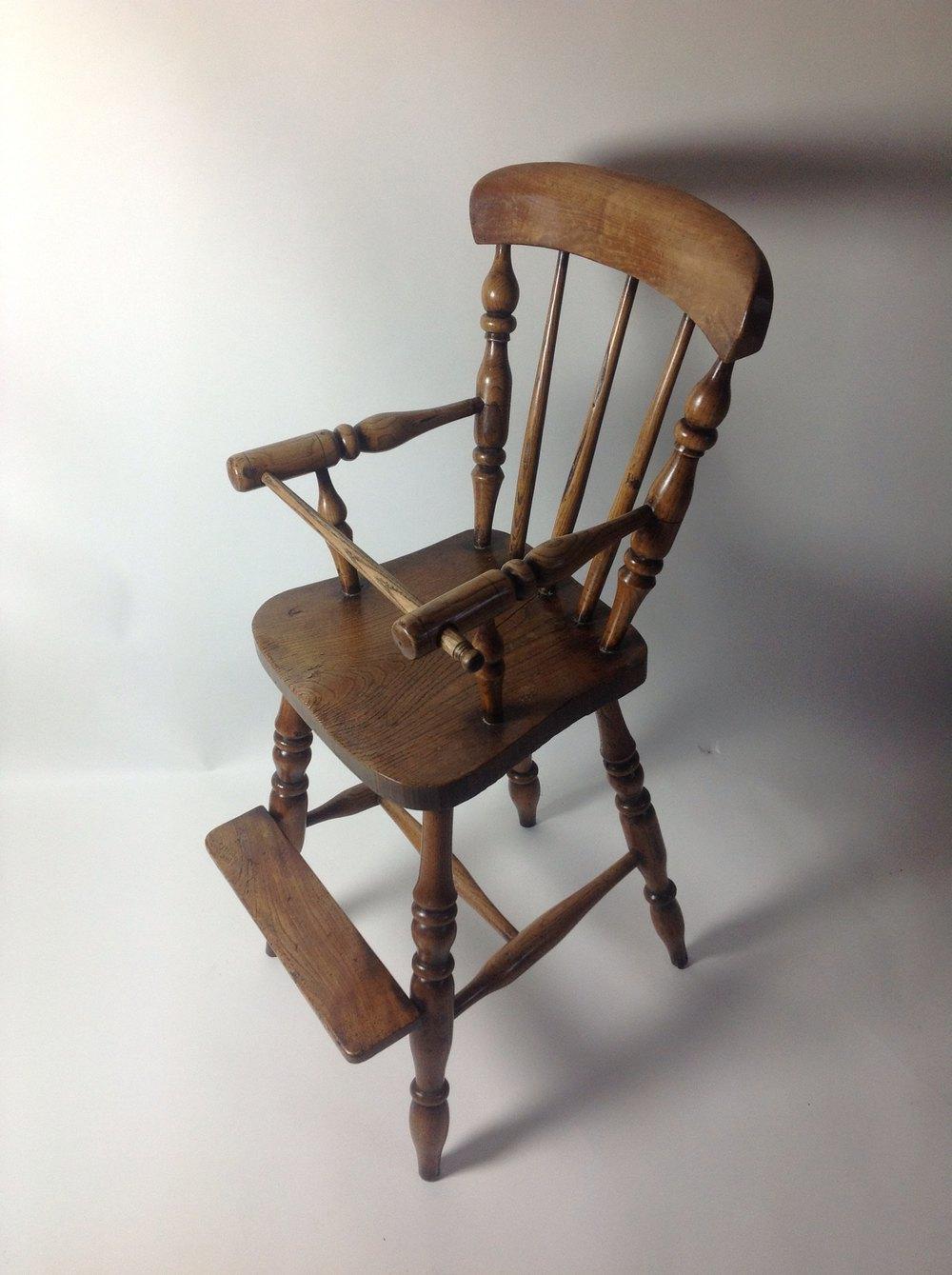 Child's Chair - Antiques Atlas