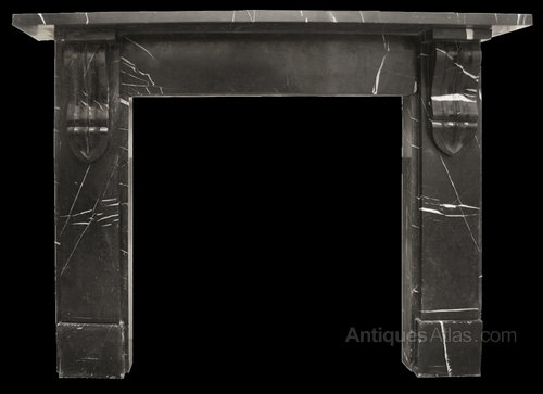 Pleasant Antiques Atlas Victorian Black Marble Fireplace Surround Download Free Architecture Designs Boapuretrmadebymaigaardcom