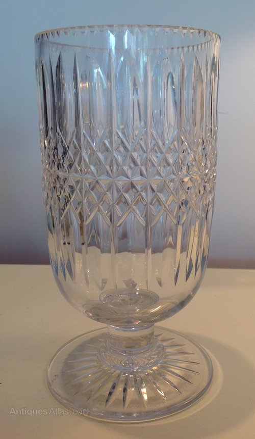 Antiques Atlas Victorian Lead Crystal Celery Vase