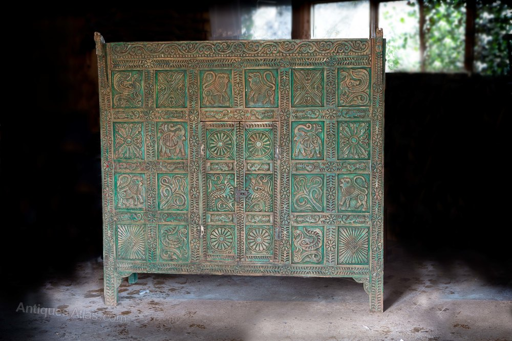 Antique Indian Larder Cupboard Antiques Atlas - Antique Larder Cupboard - Best 2000+ Antique Decor Ideas - Best