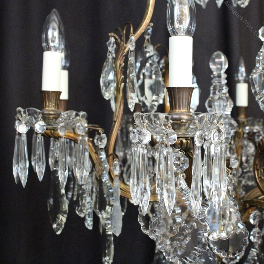 Antique Lighting French Chandeliers