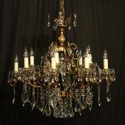 Lovely Italian Gilded Light Antiqu