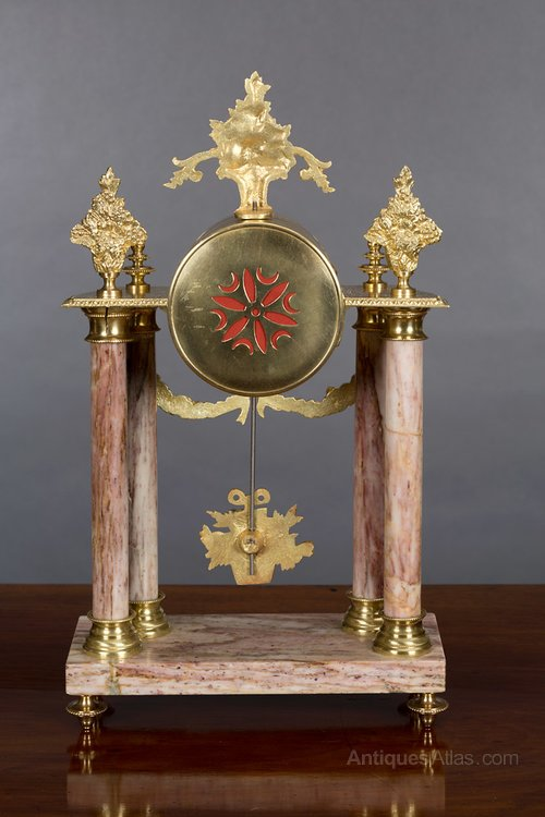 Antiques Atlas French Clock Garniture