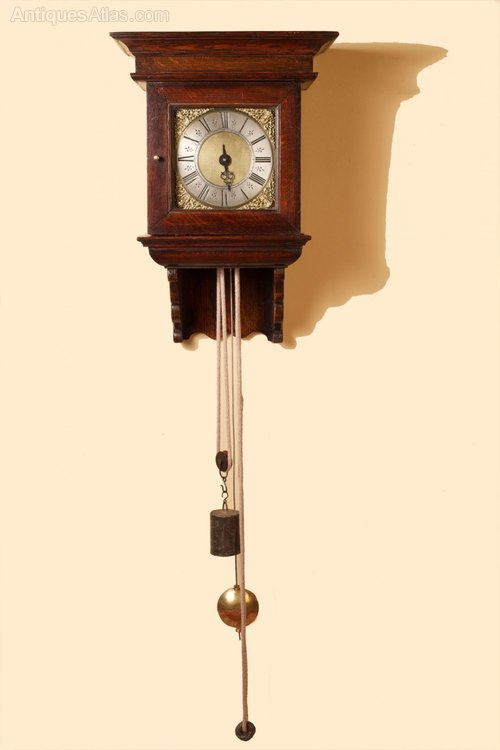 Antiques Atlas George Ii Hooded Wall Clock