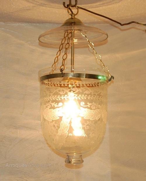 Continental Bell Jar Lantern