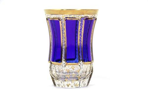 Antiques Atlas Bohemian Glass Vase