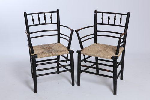 Morris Amp Co Sussex Chairs Antiques Atlas