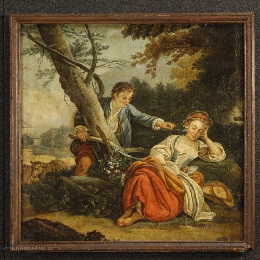 19th century art