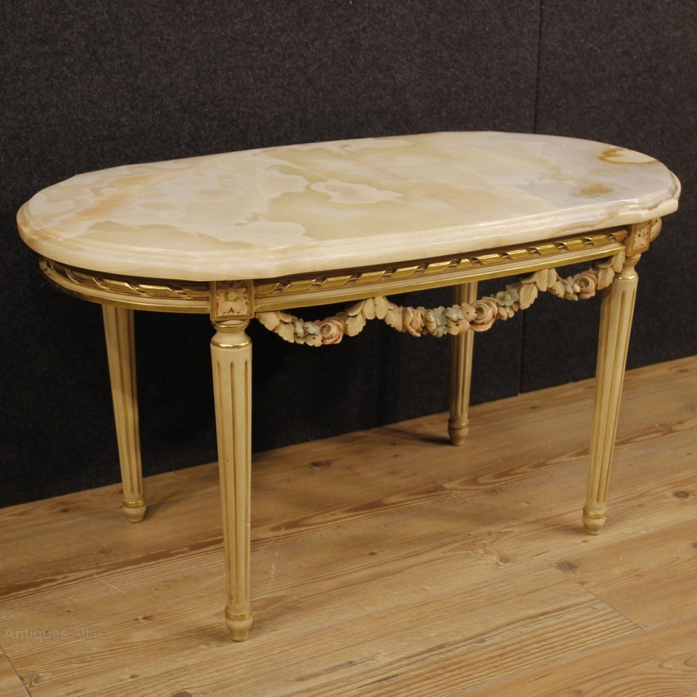 Antiques Atlas 20th Century Italian Lacquered Coffee Table