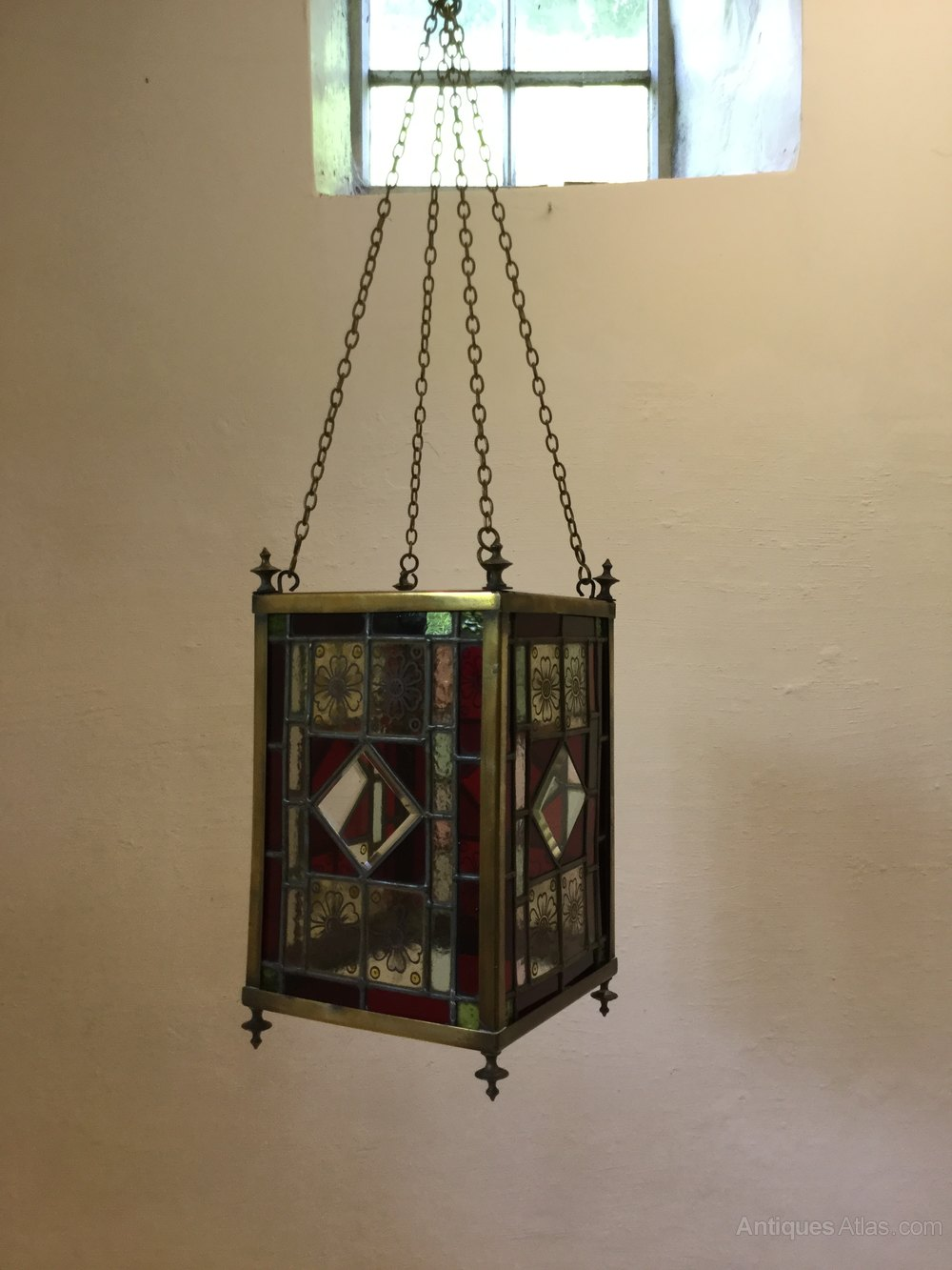 Photos Antique Brass u0026 Stained Glass Hall