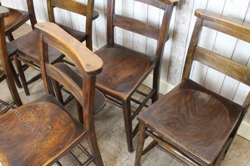 Antique Church Chairs - Antique Church Chairs Antique Furniture