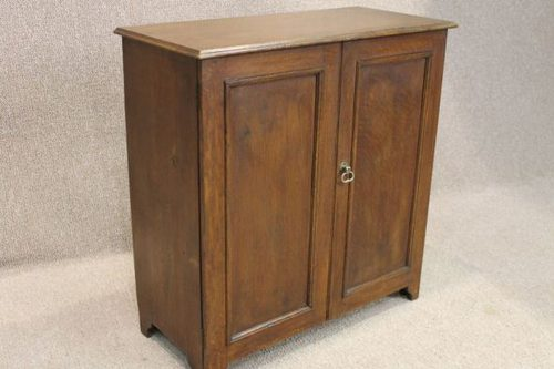 Edwardian Oak Shoe Cabinet Cupboard Antique ... - Edwardian Oak Shoe Cabinet Cupboard - Antiques Atlas