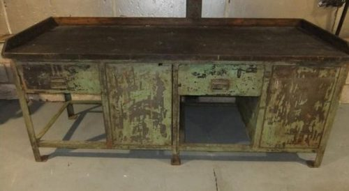 Industrial Kitchen Island ...