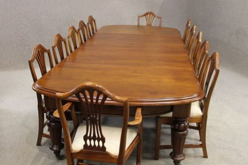Victorian Mahogany Extending Dining Table Antiques Atlas