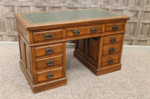 office study desk office furniture victorian oak office study desk antiques atlas