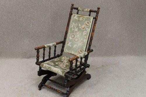Victorian Rocking Chair Antique ... & Victorian Rocking Chair - Antiques Atlas