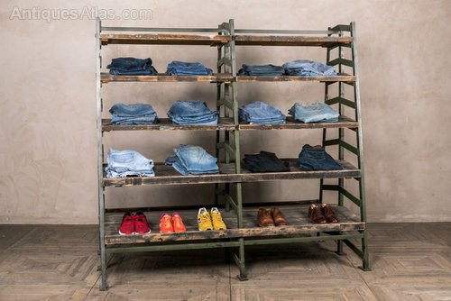size 40 3cea2 12e4e Vintage Display Shelving