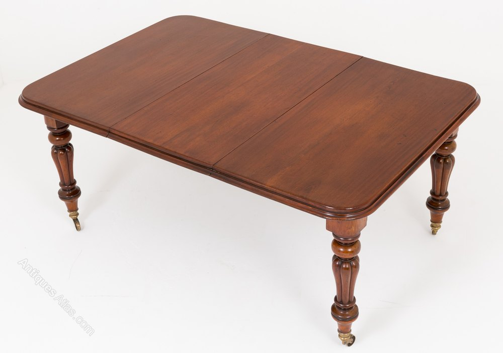 Early Victorian Mahogany Extending Dining Table Antiques  : EarlyVictorianMahoganyExtenas328a635z 4 from www.antiquesatlas.com size 1000 x 701 jpeg 56kB