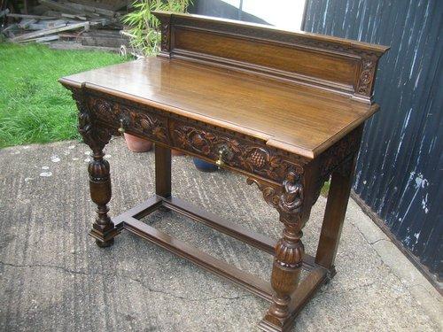 Strange Jacobean Style Oak Serving Table Antiques Atlas Ibusinesslaw Wood Chair Design Ideas Ibusinesslaworg