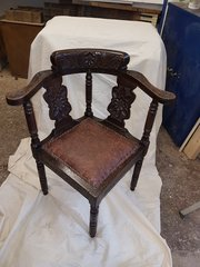 Antique Corner Chairs Antiques Atlas