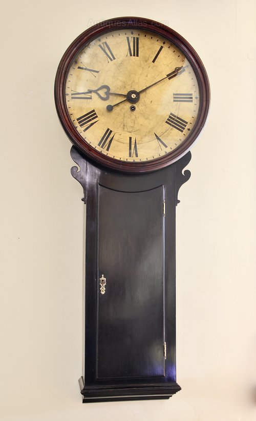 18th Century Tavern/Act of Parliament Clock U993