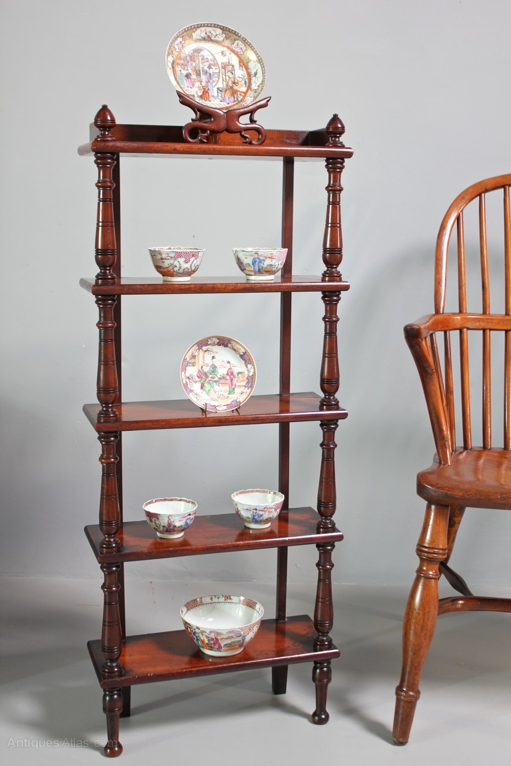 Small antique tiered display shelves u antiques atlas