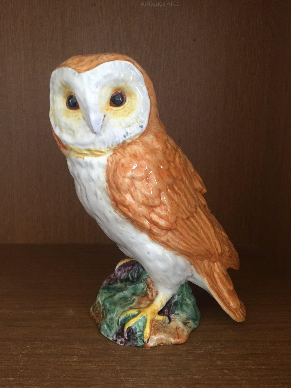 Antiques Atlas - Beswick Large Barn Owl 1046