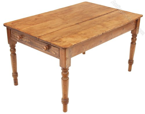 19c victorian pine kitchen scrub top dining table antiques atlas 19c victorian pine kitchen scrub top dining table workwithnaturefo