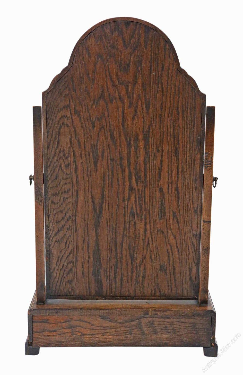 Shes Hot Antique Swinging Table Mirror Yea Wow-1618