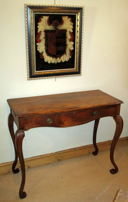 French Cabriole Leg Side Table Antiques Atlas