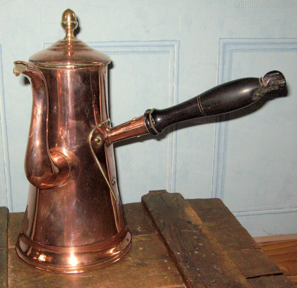 Brass And Copper Coffee