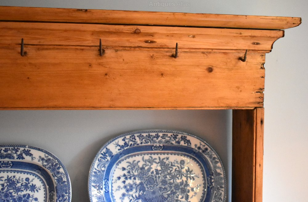 ... Antique Plate Racks ... & Small Fine Delft Or Plate Rack In Pine - Antiques Atlas