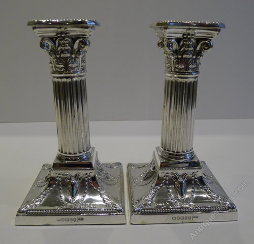 Walker and hall silver plate date marks