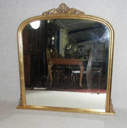Antique mantel mirrors uk
