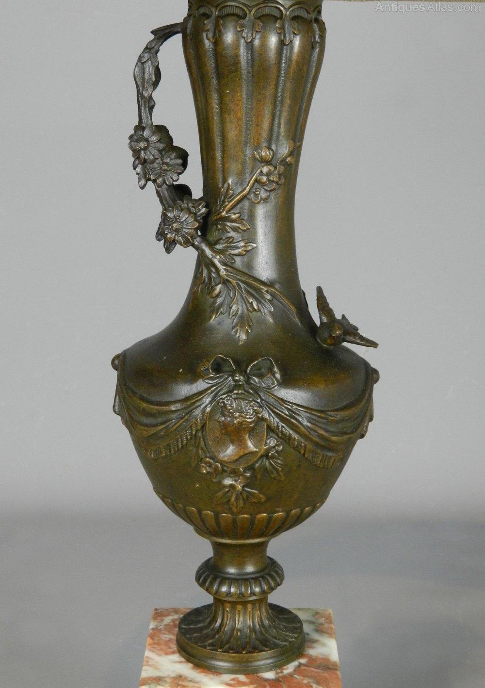 Antiques Atlas Decorative French Antique Table Lamp