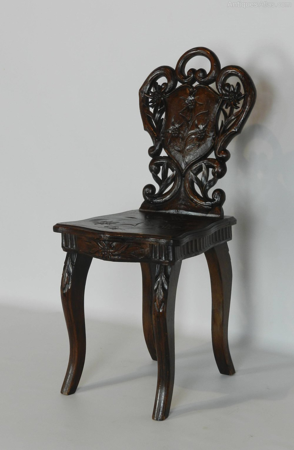 Small Antique Chair - Small Antique Chair Antique Furniture