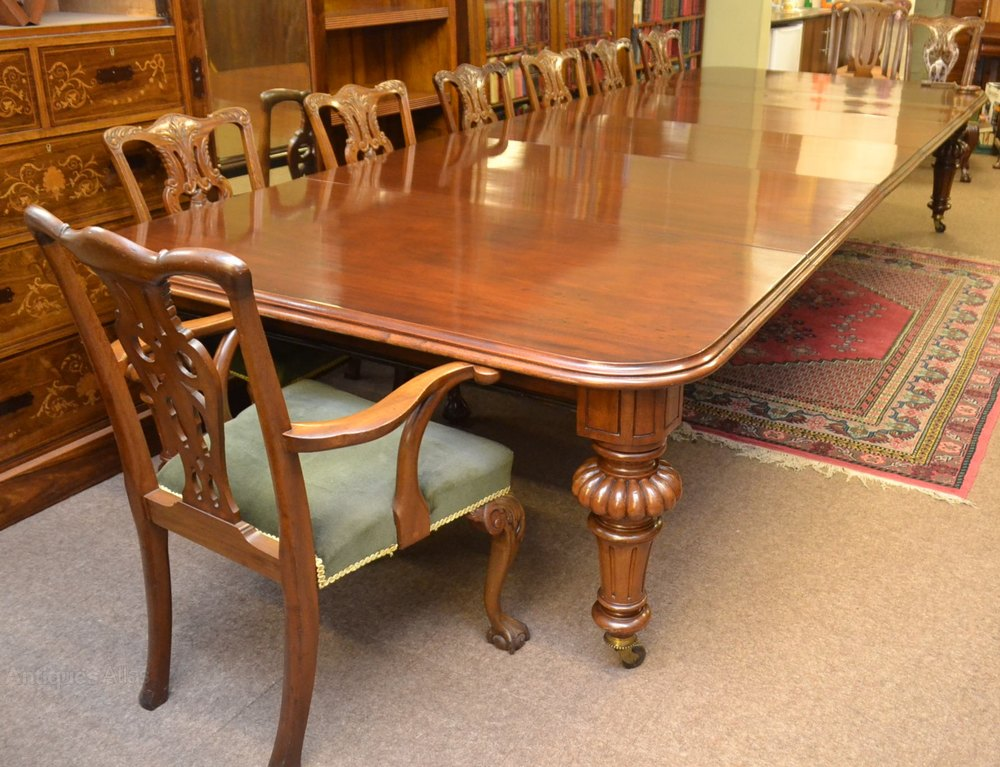 Epic  Antique Extending Dining Tables