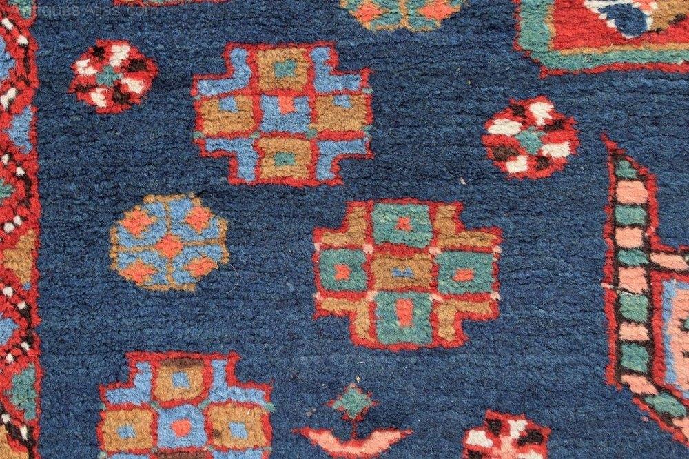 Antiques Atlas Antique Narrow Heriz Rug Carpet Runner