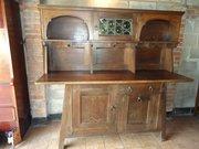 Arts & Crafts, Culloden dresser for Liberty