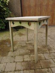 Arts & Crafts J P White garden  table