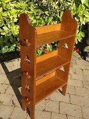 Arts & Crafts Liberty & Co Sedley bookcase