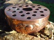 Arts & Crafts Newlyn rose bowl