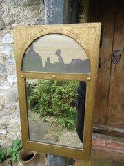 Arts & Crafts Rowley Gallery mirror