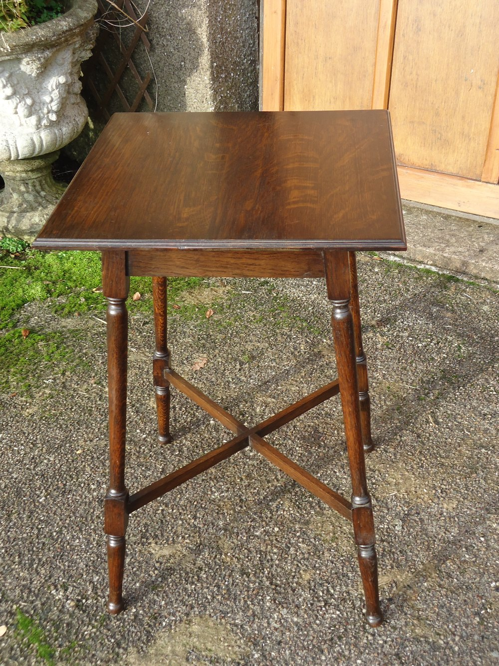 Arts crafts oak lamp table for liberty antiques atlas arts crafts oak lamp table for liberty antique lamp tables geotapseo Choice Image