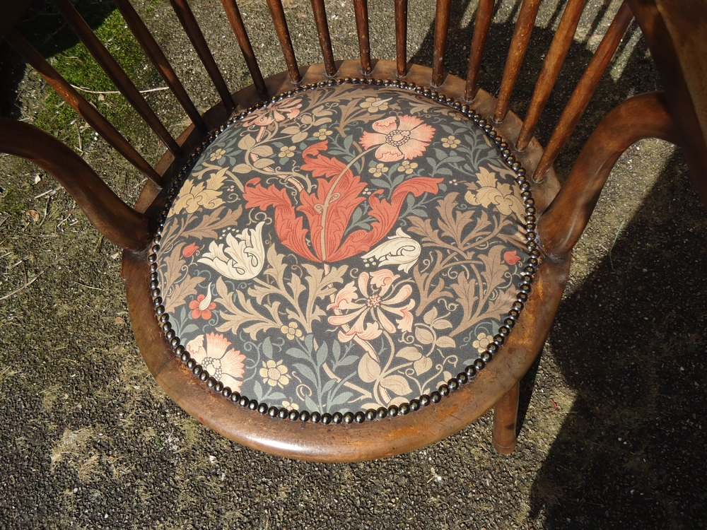 Arts Amp Crafts Spindle Back Chair For Liberty Antiques Atlas