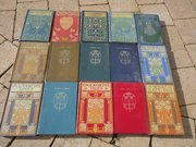 Collection of 15 books with Glasgow school covers